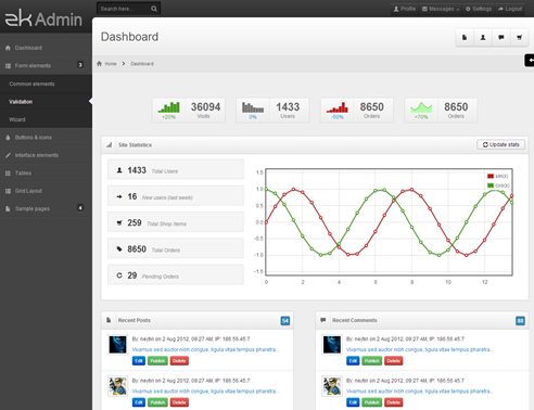 ZK 7: New Theme System with Bootstrap & CSS 3 | The ZK Blog
